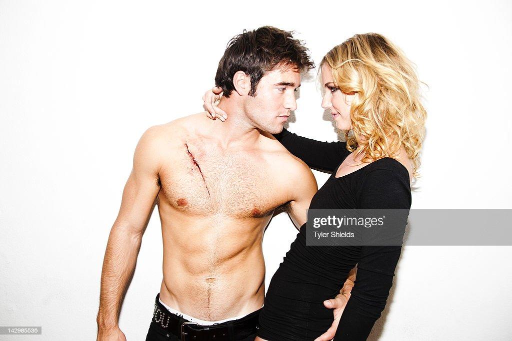 Gabriel mann dating christa