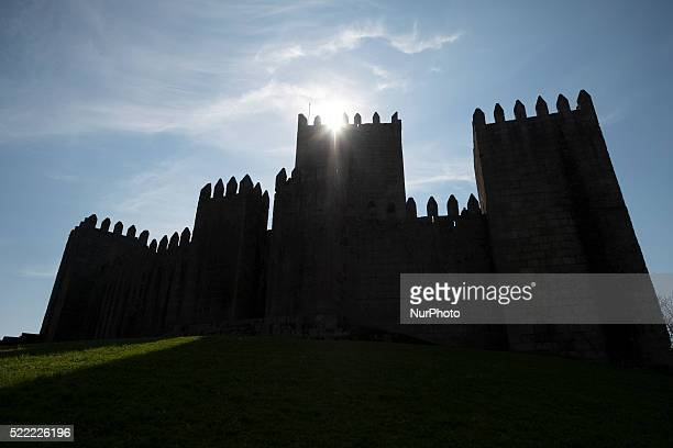 The Castle of Guimaraes is the principal medieval castle in the municipality Guimaraes in the northern region of Portugal on April 16 2016 It was...