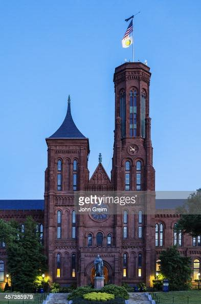 The Castle Smithsonian Institution headquarters