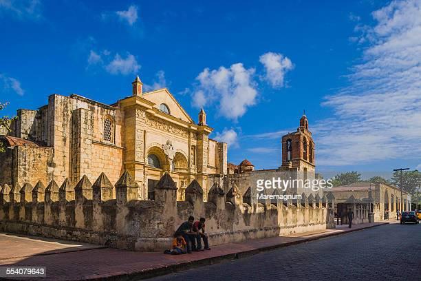 The Catedral (cathedral) Primada de America