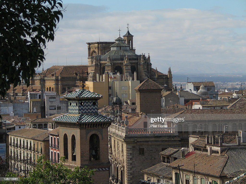 The Cathedral : Stock Photo