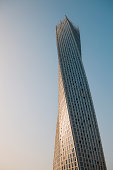 The Cayan Tower in Dubai