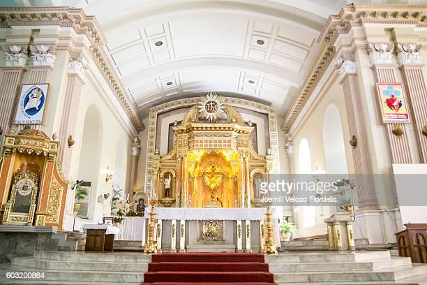 The Cebu Metropolitan Cathedral (Cebu City, Philippines)