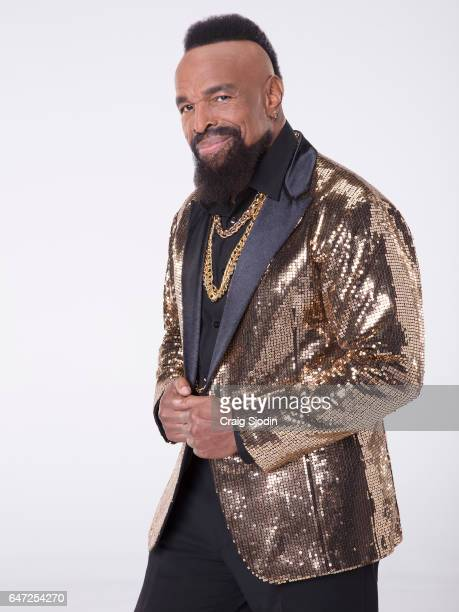 STARS MR T The celebrity cast of 'Dancing with the Stars' are donning their glitzy wardrobe and slipping on their dancing shoes as they ready...