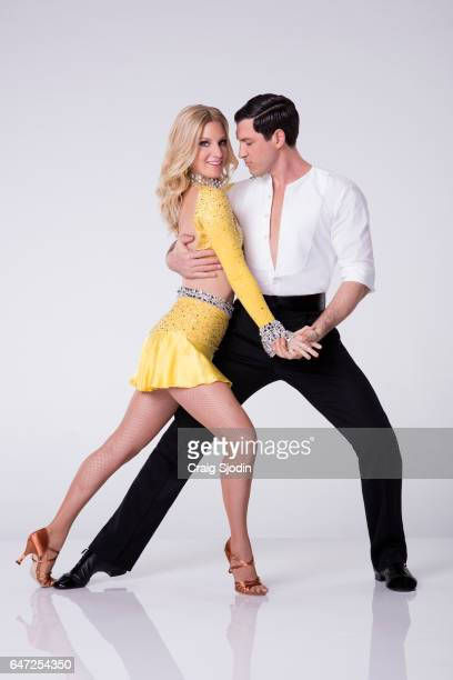 CHMERKOVSKIY The celebrity cast of 'Dancing with the Stars' are donning their glitzy wardrobe and slipping on their dancing shoes as they ready...