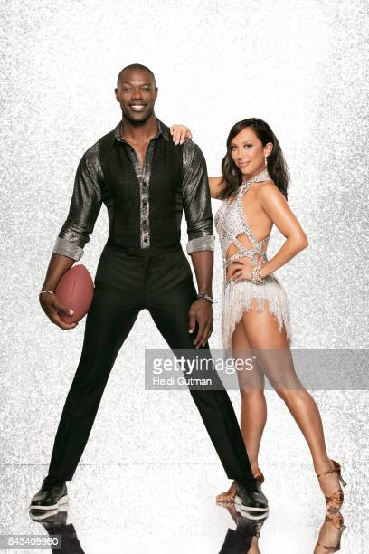 BURKE The celebrity cast of 'Dancing with the Stars' are donning their glitzy wardrobe and slipping on their dancing shoes as they ready themselves...