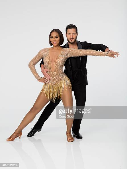 CHMERKOVSKIY The celebrity cast of 'Dancing with the Stars' is lacing up their ballroom shoes and getting ready for their first dance on MONDAY...