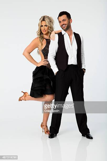 DOVOLANI The celebrity cast of 'Dancing with the Stars' is lacing up their ballroom shoes and getting ready for their first dance on MONDAY SEPTEMBER...