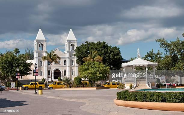 Central Plaza en San josé del Cabo