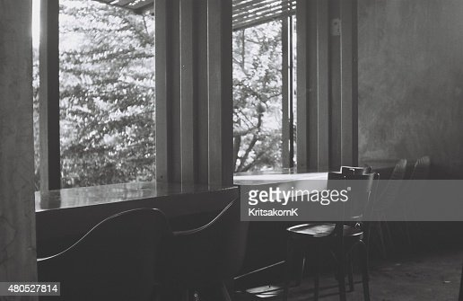 The chairs without seats : Stock Photo