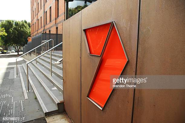 The Channel 7 logo is seen outside the Seven Group Holdings Limited Pyrmont offices on April 13 2016 in Sydney Australia The NSW Supreme Court on...