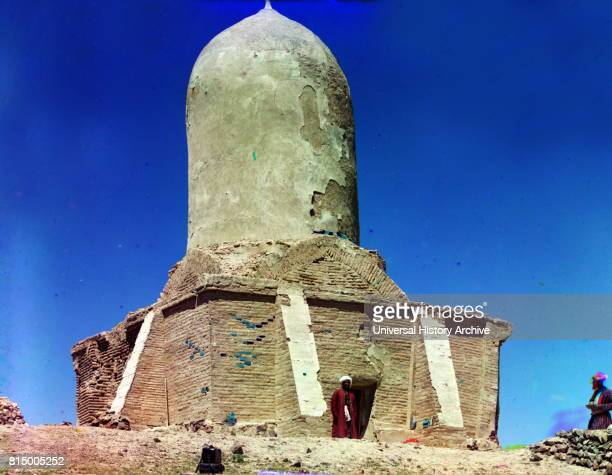 The ChapanAta mazar northeast of Samarkand takes its name from the summit on which it is located Its archaic centralized form resembling similar...