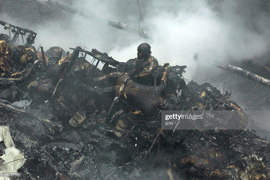 Plane Crash Bodies In Seats
