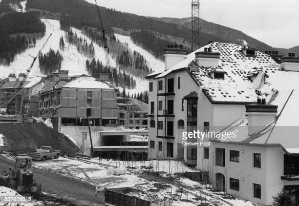 The Charter at Beaver Creek is a posh rambling 158unit project with condominiums averaging $440000 to $450000 Although about onehalf of the units...