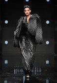 Rene Tyler Plus Size at Los Angeles Fashion Week FW/19...