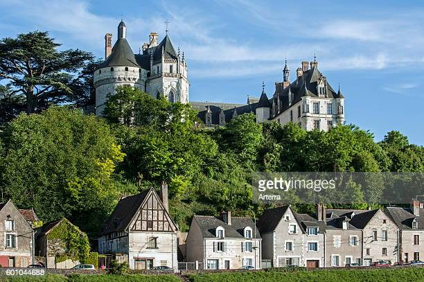 The Chateau de Chaumont / Chateau de ChaumontsurLoire one of the Chateaux of the Loire Valley at ChaumontsurLoire LoiretCher France