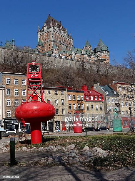 CONTENT] The Chateau Frontenac and the Coast Guard Park
