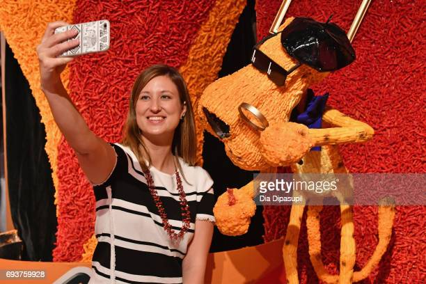 The Cheetos Exhibit Celebrates the Second Annual Search For the Most Unique Cheetos Shapes this year with $150000 in cash prizes up for grabs on June...