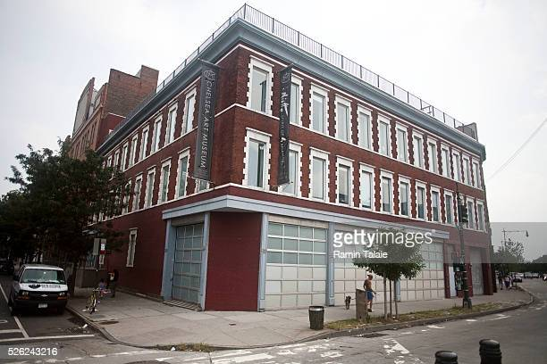 The Chelsea Art Museum building in New York City on Monday August 16 2010 The museum has used its entire collection as collateral against a loan a...