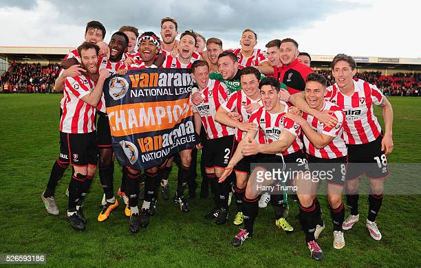 Cheltenham Town 2016 Stock Photos and Pictures | Getty Images