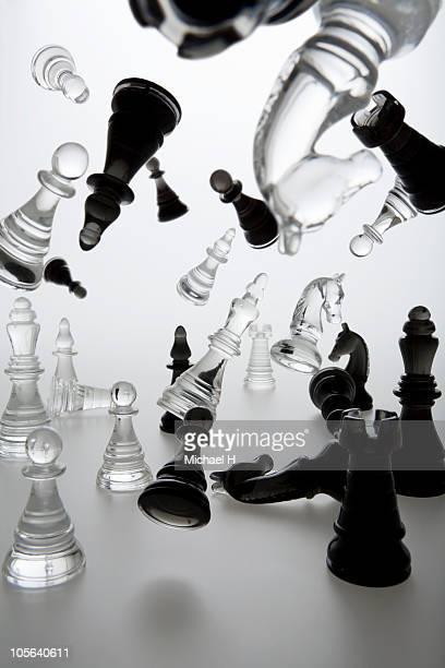 The chessman which flies