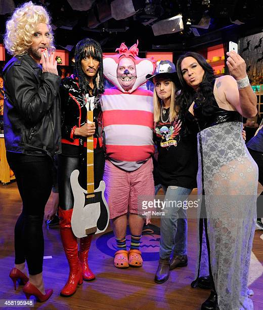 THE CHEW 'The Chew' celebrates Halloween on Friday October 31 2014 'The Chew' airs MONDAY FRIDAY on the ABC Television Network CLINTON