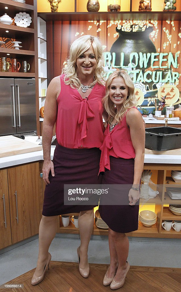 THE CHEW - 'The Chew' co-hosts dress as 'The View' co-hosts on 'The Chew's' Halloween show airing Wednesday, October 31, 2012. 'The Chew' airs MONDAY - FRIDAY (1-2pm, ET) on the ABC Television Network. HASSELBECK