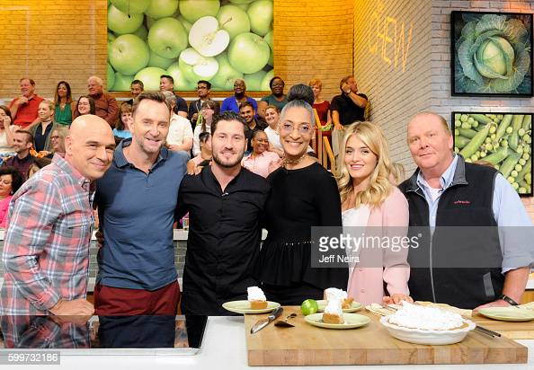 THE CHEW 'The Chew' kicks of Season Six today Tuesday September 6 2016 on ABC 'The Chew' airs MONDAY FRIDAY on the ABC Television Network BATALI