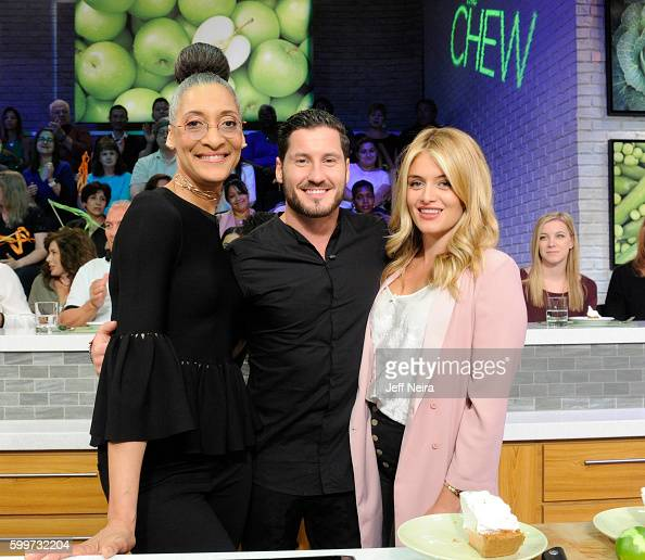THE CHEW 'The Chew' kicks of Season Six today Tuesday September 6 2016 on ABC 'The Chew' airs MONDAY FRIDAY on the ABC Television Network OZ