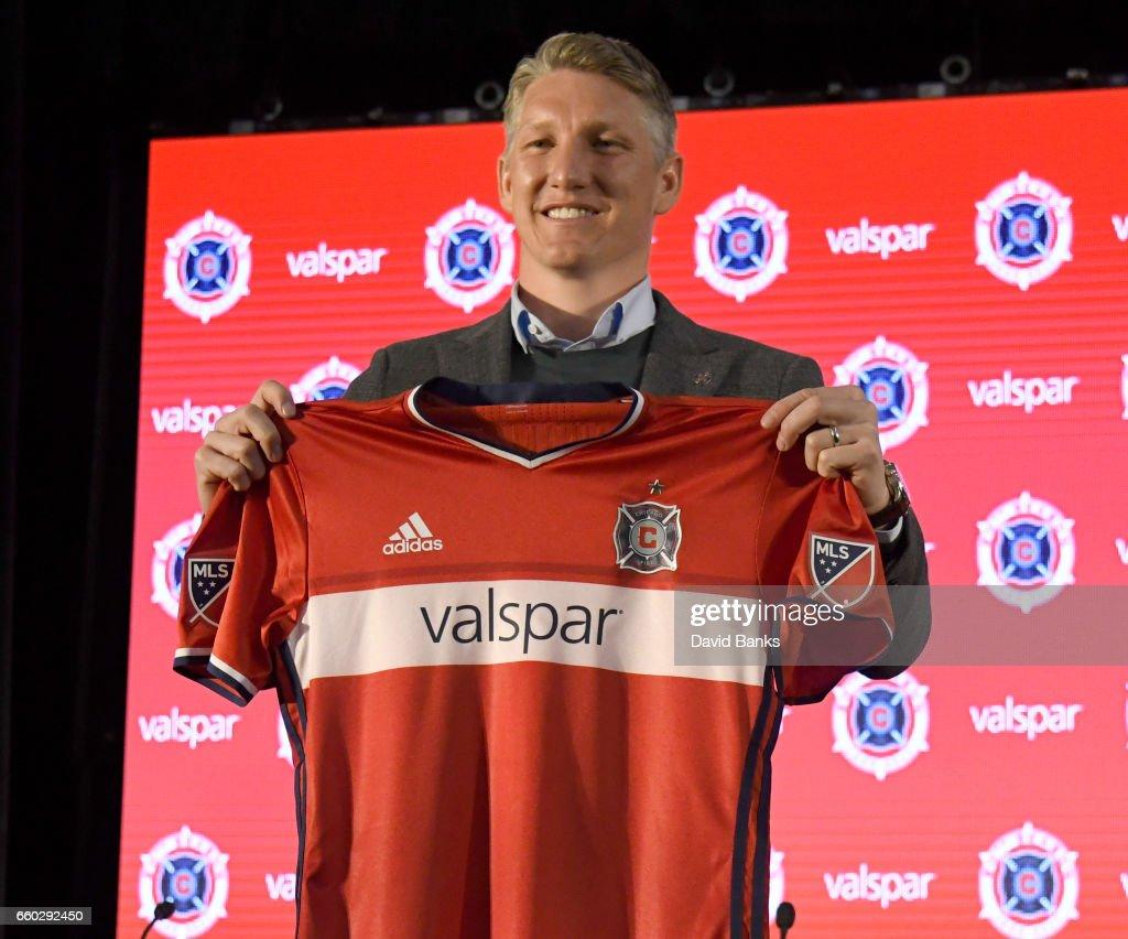 Chicago Fire Welcomes Bastian Schweinsteiger