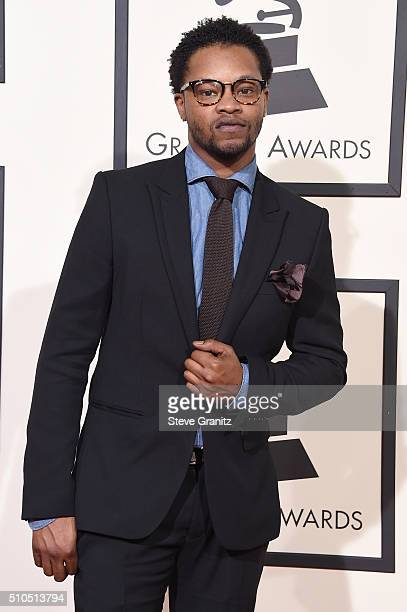The Chicago Kid attends The 58th GRAMMY Awards at Staples Center on February 15 2016 in Los Angeles California