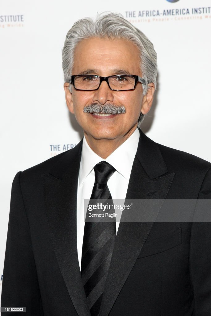 The chief of Chevron Africa and Latin America, Ali Moshiri attends Africa-America Institute 60th Anniversary Awards Gala at New York Hilton on September 25, 2013 in New York City.