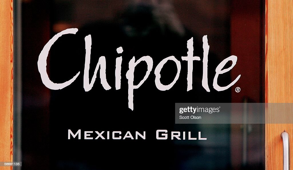 Chipotle Logo chipotle shares double after ipo photos and images | getty images