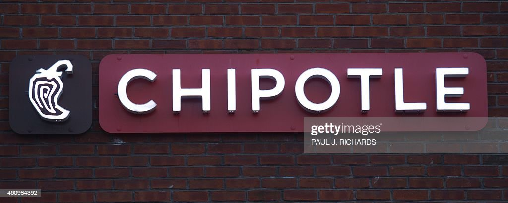 Chipotle Logo the chipotle restaurant logo is seen in chantilly, virginia on