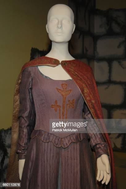 The Chronicles of Narnia attends LACMA Costume Council exclusive preview of FIDM's 17th Annual Art of Motion Picture Costume at Fashion Institute of...