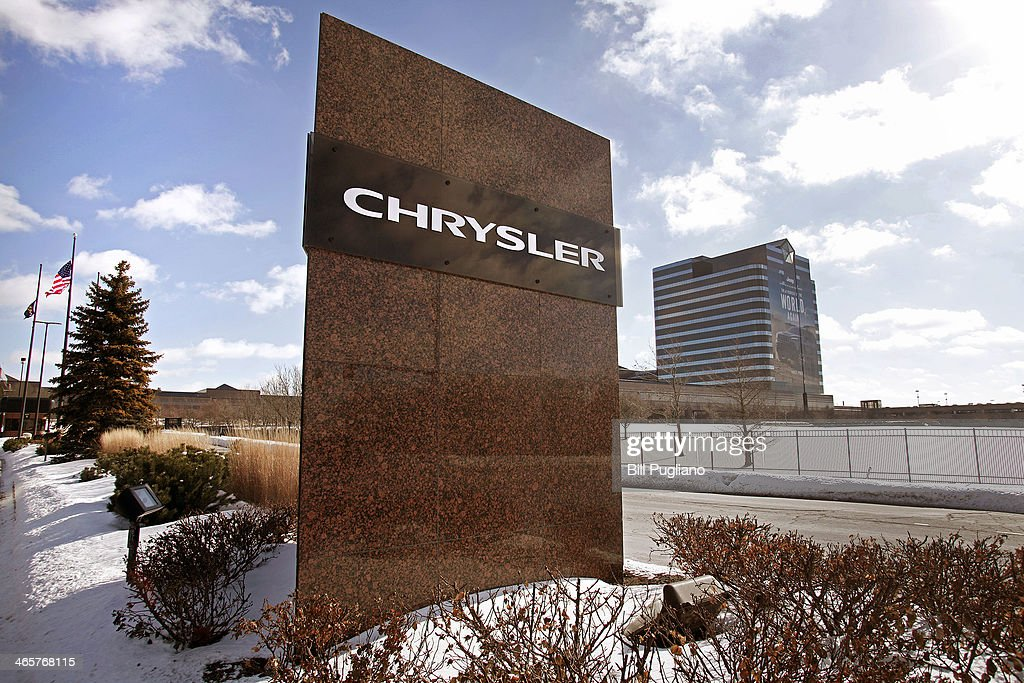 The Chrysler world headquarters is shown January 29 2014 in Auburn Hills Michigan Chrysler announced today it will be changing its name to Fiat...