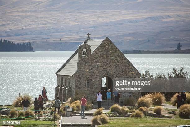 The Church of Good Shepherd, Lake Tekapo, Canterbury, New Zealand
