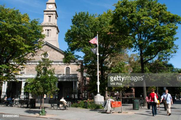 The church of St Mark'sintheBowery Church in the East Village The second oldest church in New York stands on the land where the private chapel of...