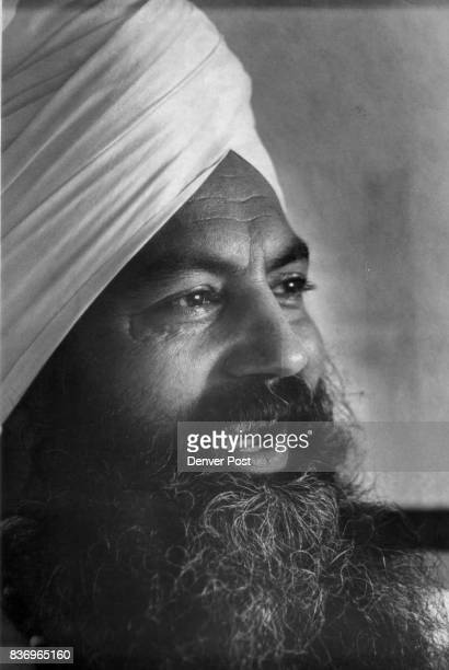 The Church of Tomorrow is in Jeopardy' Yogi Bhajan emphasized the need for 'divine values' Credit Denver Post