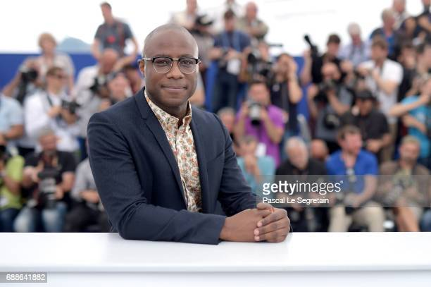 The Cinefondation and Short Films Jury member Barry Jenkins attends the Jury Cinefondation during the 70th annual Cannes Film Festival at Palais des...