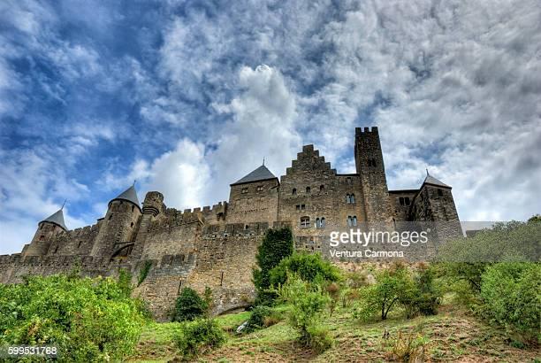 The Cité de Carcassonne