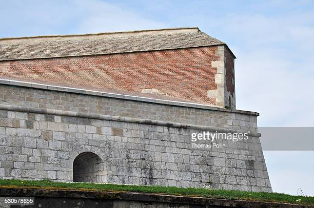 The Citadelle's bow