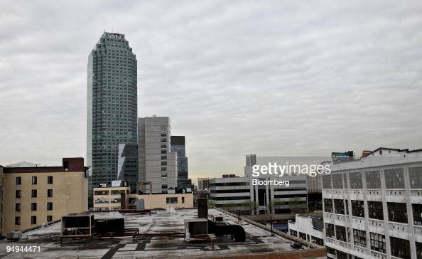 The Citigroup building stands in the Long Island City neighborhood of Queens New York US on Thursday April 30 2009 Citigroup Inc the thirdbiggest US...