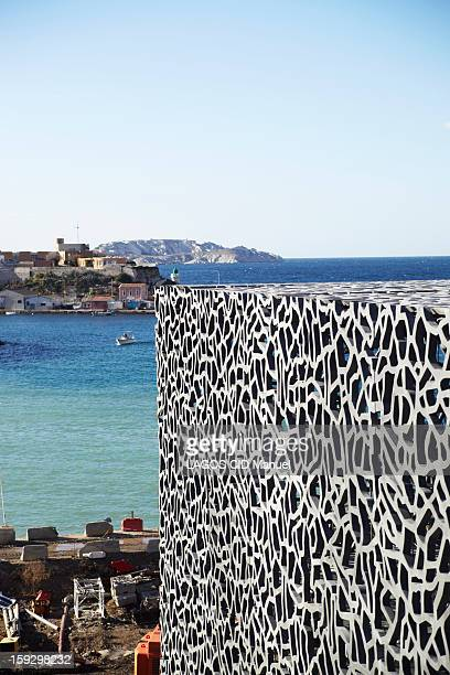 The city is European Capital of Culture in 2013 The construction of MuCEM built by the French architect Rudy Ricciotti scheduled to open in June 2013