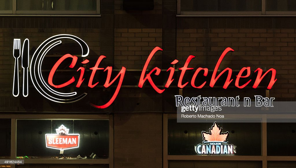 City Kitchen Logo the city kitchen restaurant and bar at yonge street, pictures