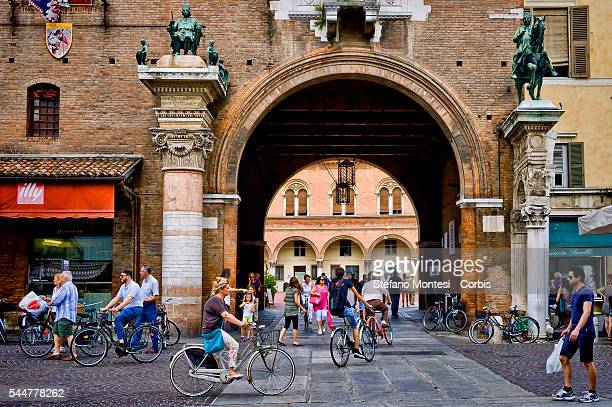 The 'City of Bicycles' so named Ferrara is inextricably linked to the culture of cycling a city where cyclists reign masters of the roads in the...