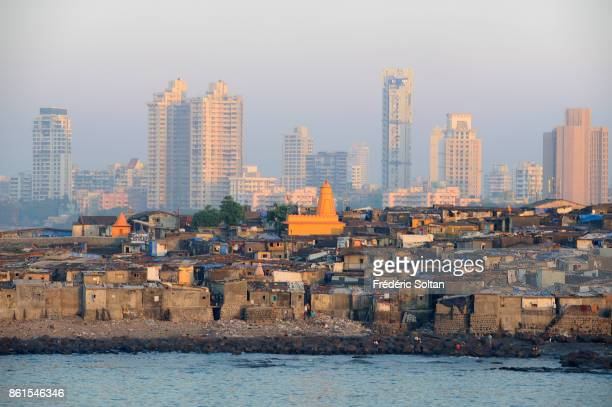 The city of Mumbai Mumbai is the capital of the Indian state of Maharashtra It is the most populous city in India on March 15 2012 in Mumbai India
