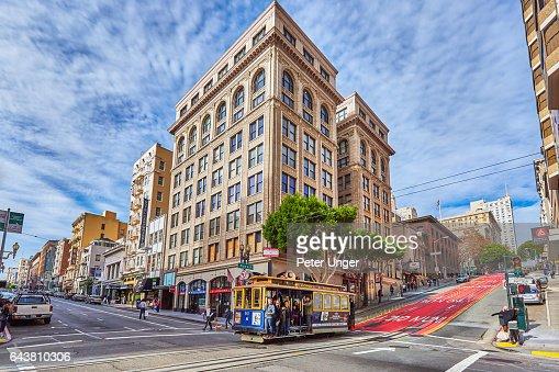 The city of San Francisco,California.USA : Photo