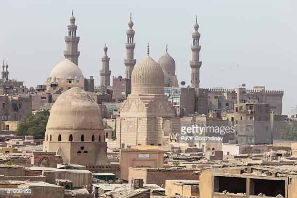 The City of the Dead (Qarafa, Arafa) in Cairo