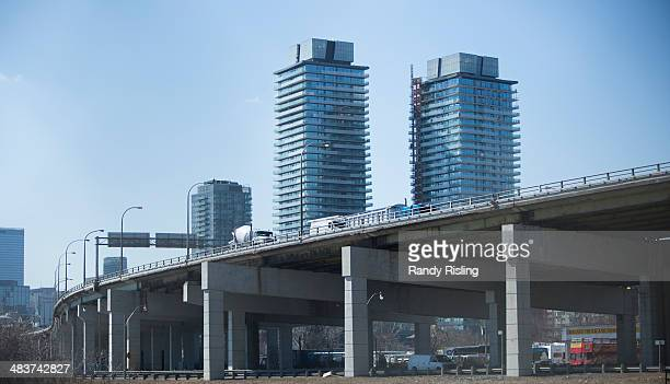 The City of Toronto will have to decide what to do with the aging Gardiner Expressway A proposal has been made to remove the section East of Jarvis...